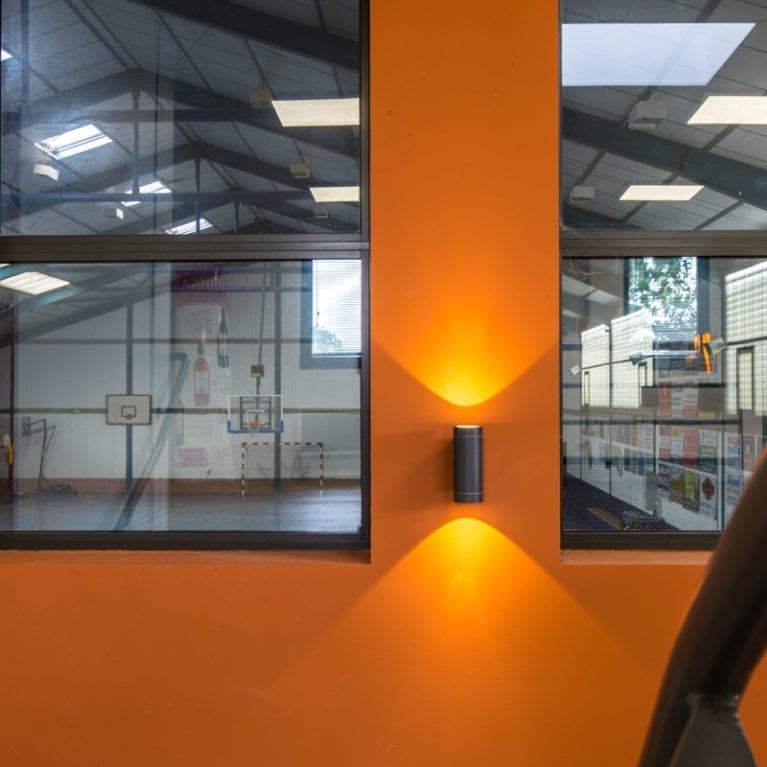 Eclairage salle de réunion