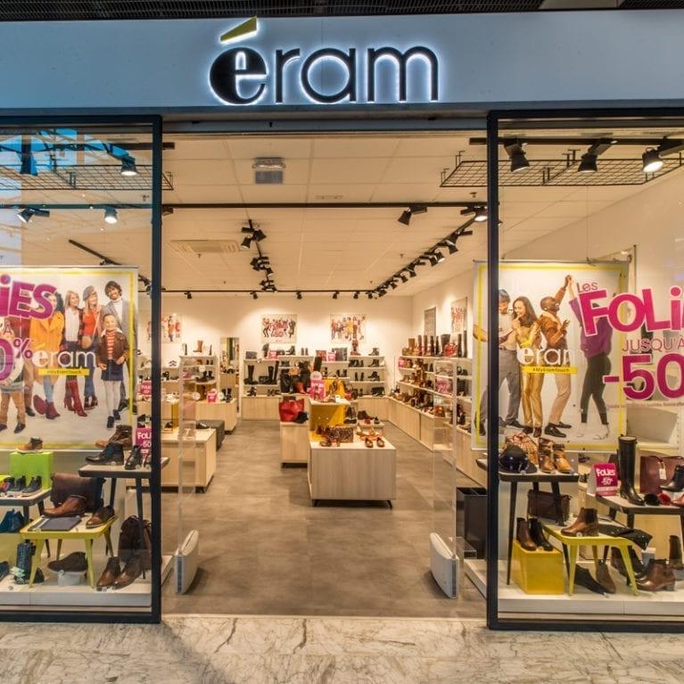 Boutique Eram à Pau