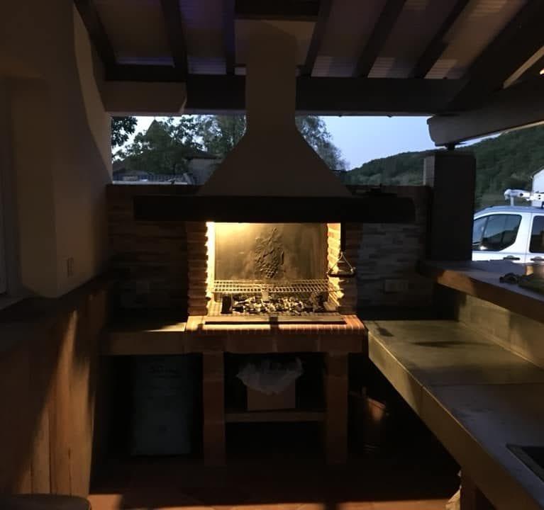 Eclairage - Eclairage terrasse et cuisine extérieure (4)