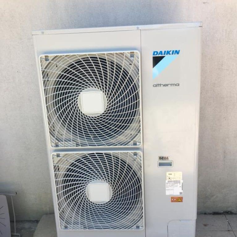 Pompe à Chaleur Air-Eau (3)